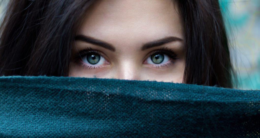 Pohled ženy