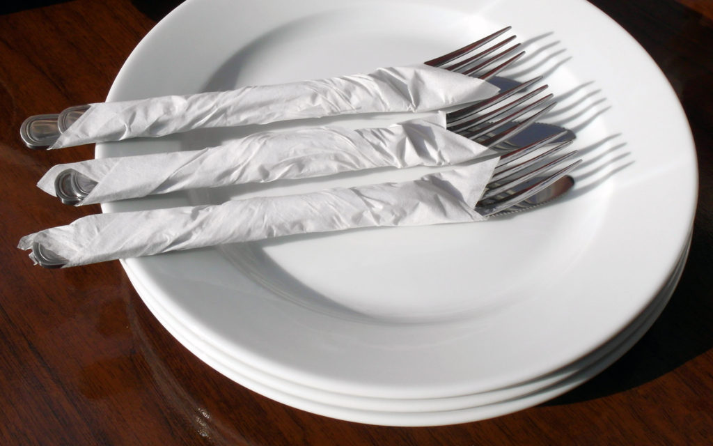 Čistý talíř čeká, čím ho naplníte