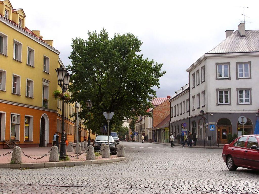 Streetgame na náměstí