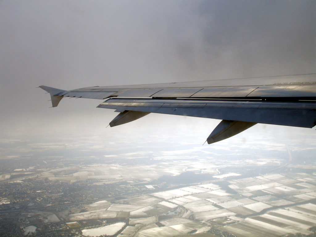 Sex v letadle
