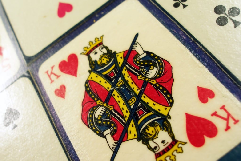 Karta krále