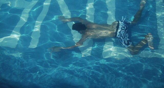 Creeper si plave pro holku