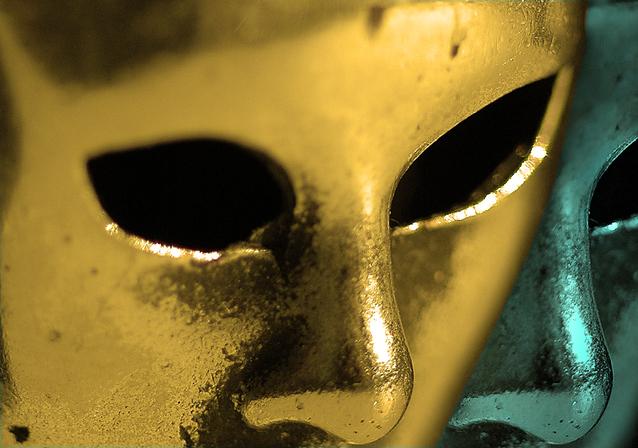 Maska falešného ega