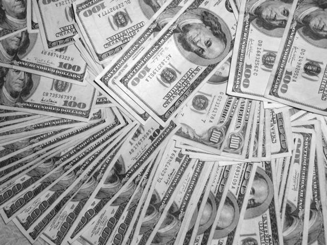 Kupa dolarů