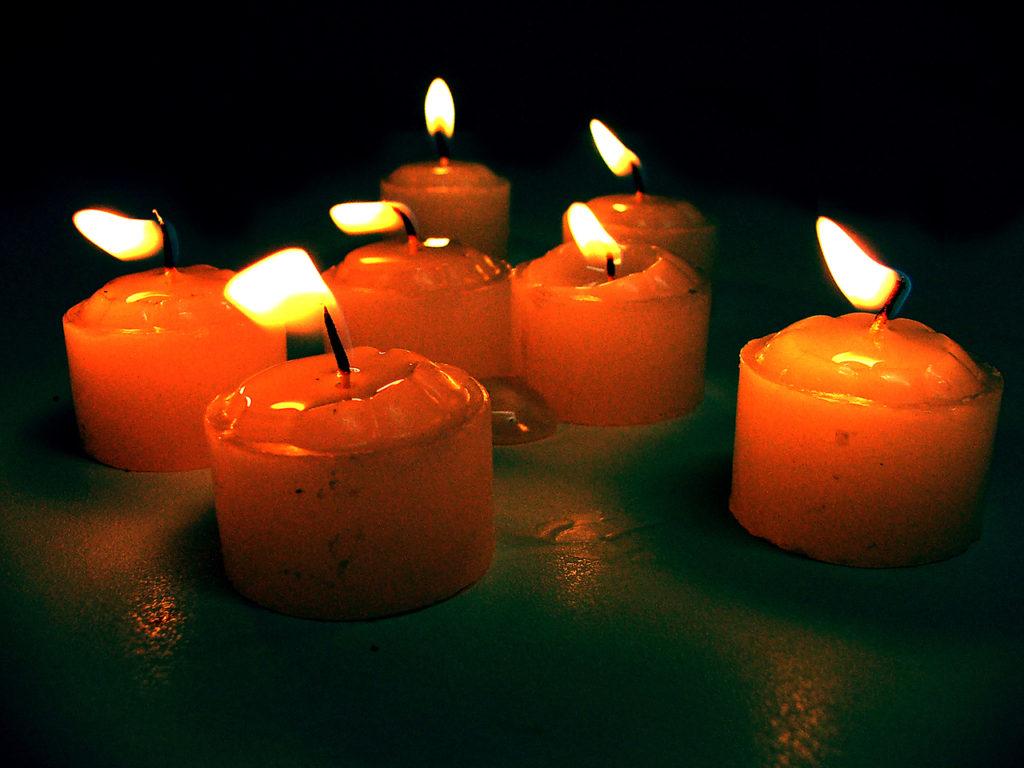 Rituální svíčky