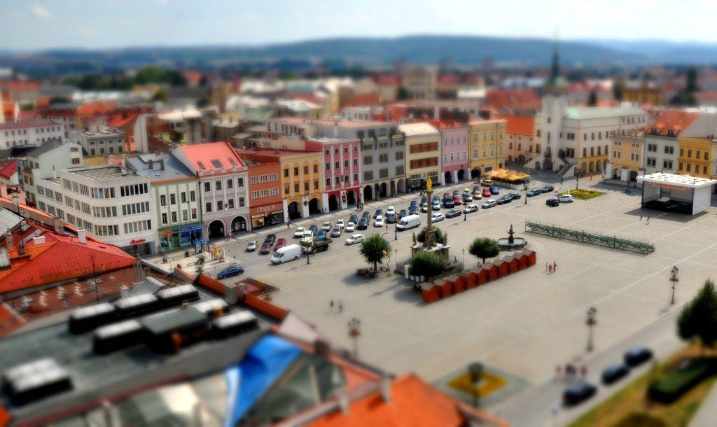 České náměstí