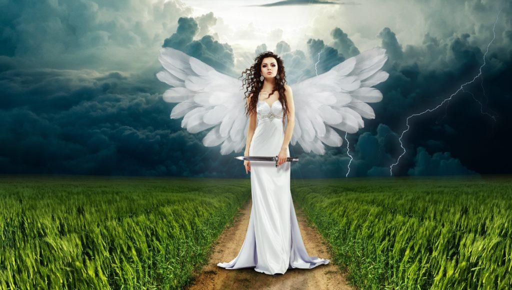 Sexy anděl