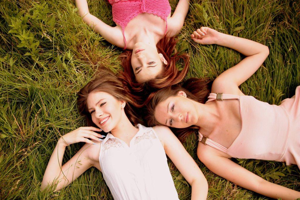 Tři různé ženy