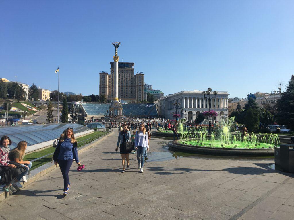 Kyjevské náměstí