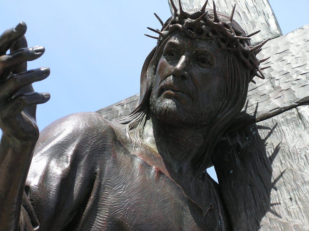 První streetař Ježíš taky trpěl