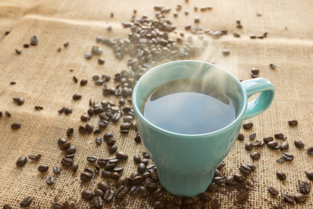 Mocná káva