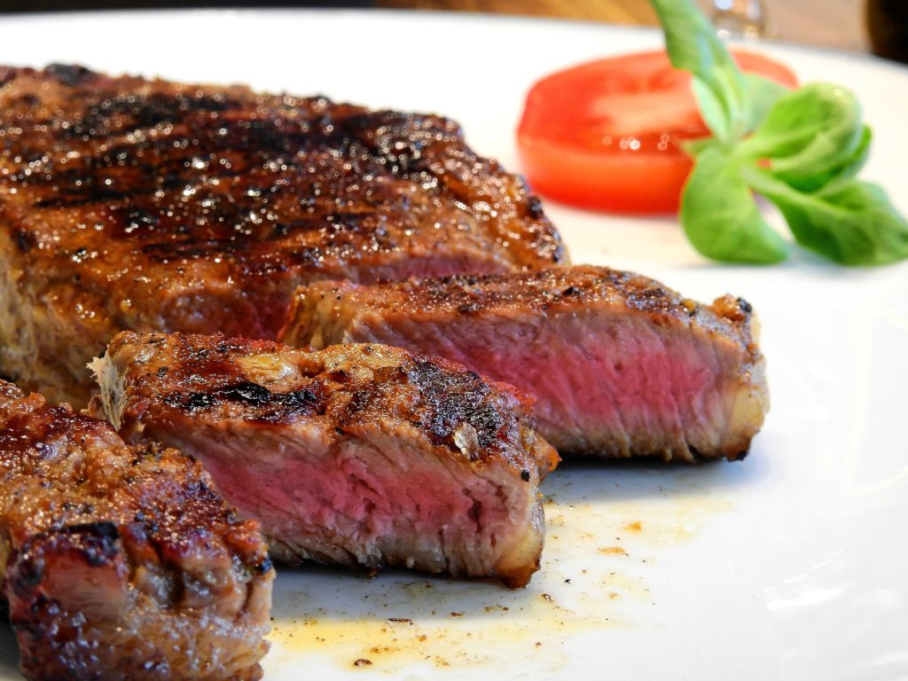 Ranní steak