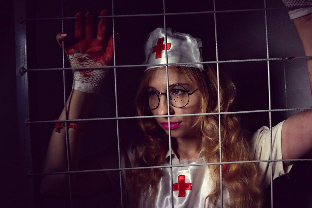 Vězení zdravotní sestry