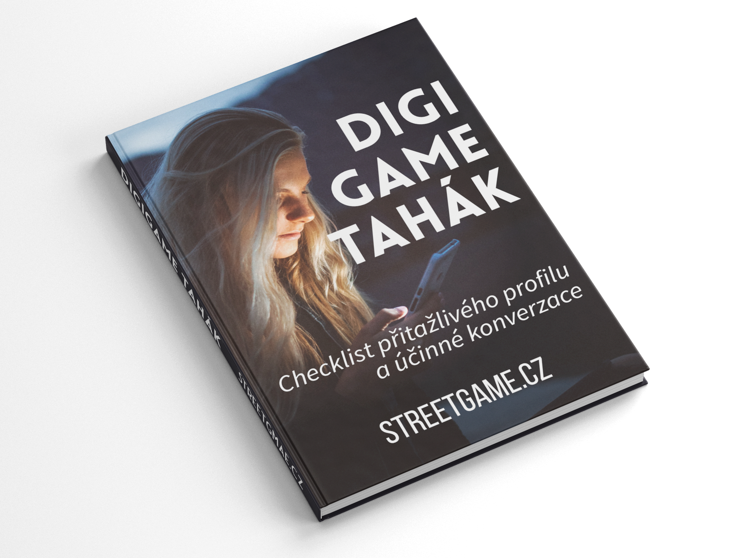 Balíček DigiGame materiálů pro svádění přes internet