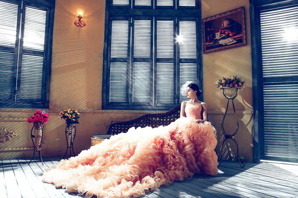 Právě vdaná nevěsta - jak ji sbalit