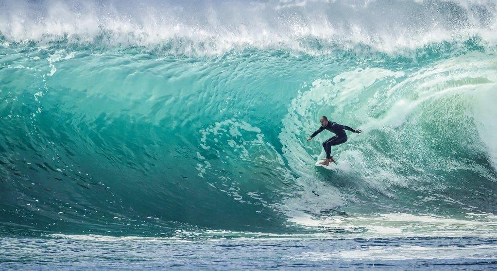 Surf jistě nakopne
