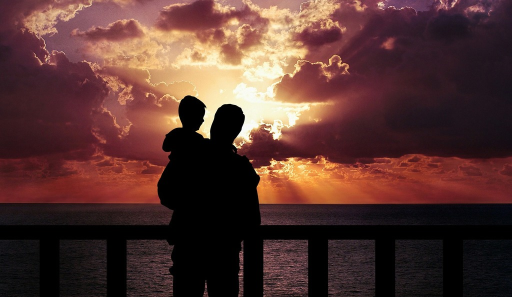 Otec a syn svobodní