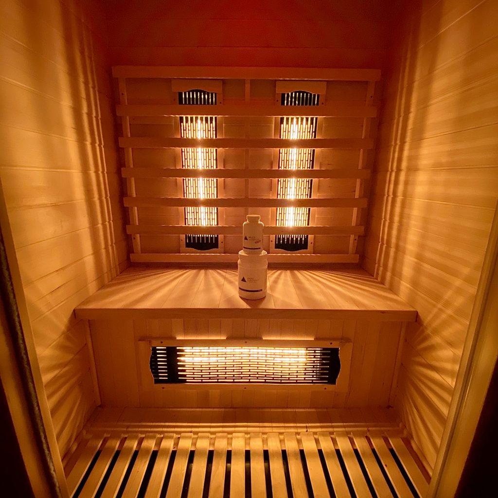 Suplementy a další biohacking do sauny