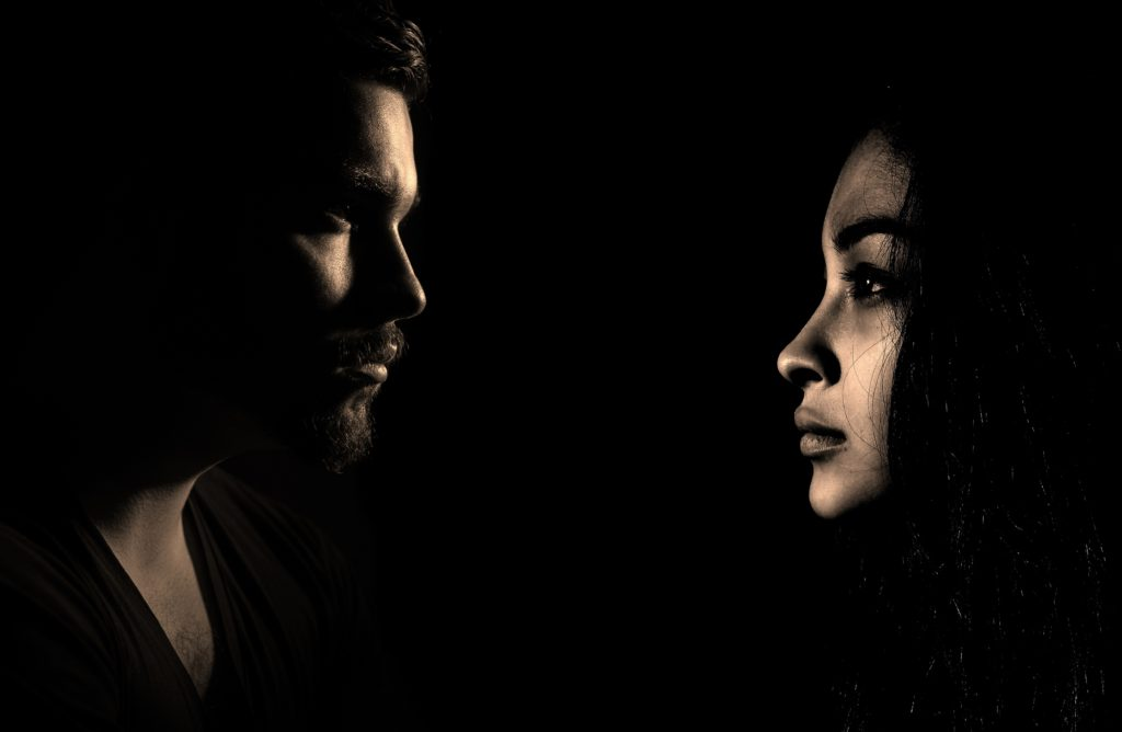 Autentický muž a žena