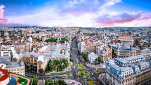 Barevný Bukurešť