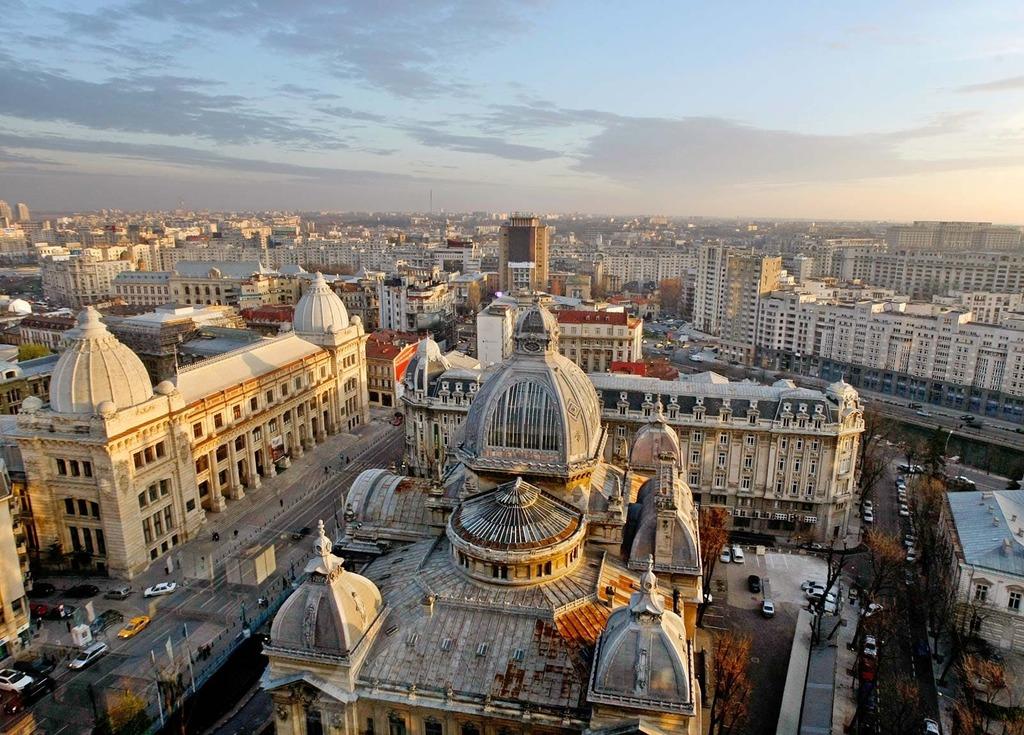 Historický Bukurešť