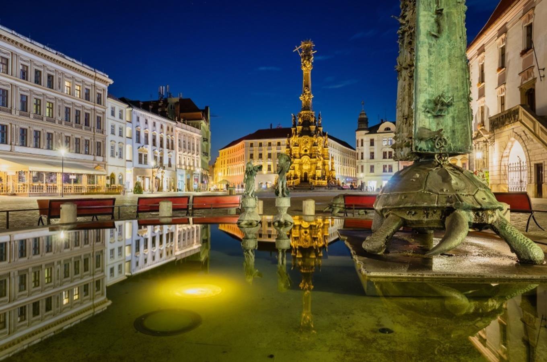 Náměstí Olomouc